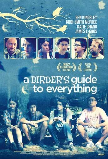 A Birder's Guide to Everything Movie Poster (11 x 17) U4DPJJTBYTTMVO1E