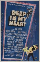 Deep In My Heart Movie Poster (11 x 17) MOVEJ0193
