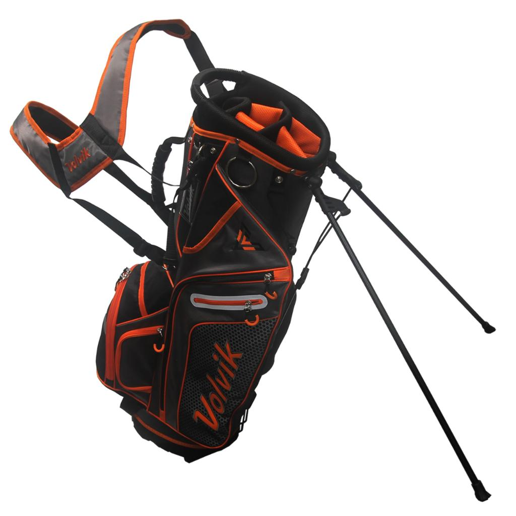 Volvik Golf Winners' 7-Way Top Stand Bag with Integrated Handle,  Brand New
