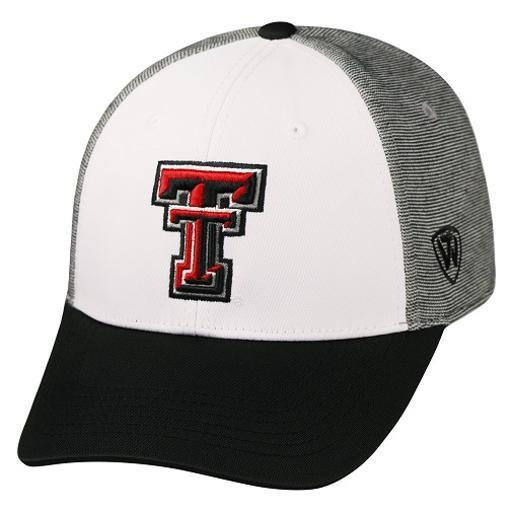 Texas Tech Red Raiders NCAA TOW Hustle Stretch Fitted Hat