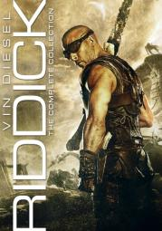 Riddick-complete collection (dvd) (3discs) D61130946D