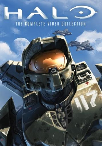 Halo-complete video collection (dvd) (6discs/ws/1.78:1) HKFA2K8D9WEDMNPR