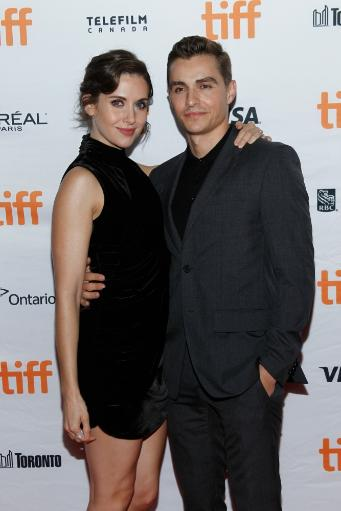 Alison Brie, Dave Franco At Arrivals For The Disaster Artist Premiere At Toronto International Film Festival 2017, Ryerson Theatre, Toronto, On.