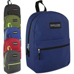 Wholesale 17 Inch Trailmaker Backpack Case of 24