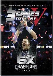 3 games to glory v (dvd) (3discs/ws) DNF5393D