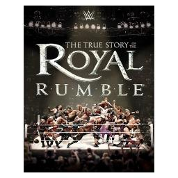 Wwe-true story of royal rumble (blu-ray/2 disc) BR584801