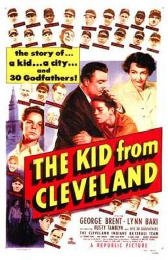 The Kid from Cleveland Movie Poster (11 x 17) SS3ISLTCLBBSYI1N