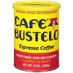 Cafe Bustelo Ground Expresso Coffee