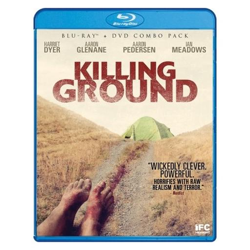 Killing ground (blu ray/dvd combo) (2discs/ws/1.78:1)