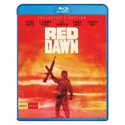 Red dawn (blu ray) (collectors edition) (ws/2.35:1) BRSF17396
