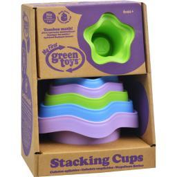 Green Toys Stacking Cups - 6 Cups