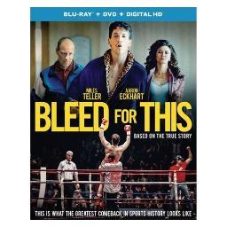 Bleed for this (blu ray/dvd w/digital hd) BR55177032