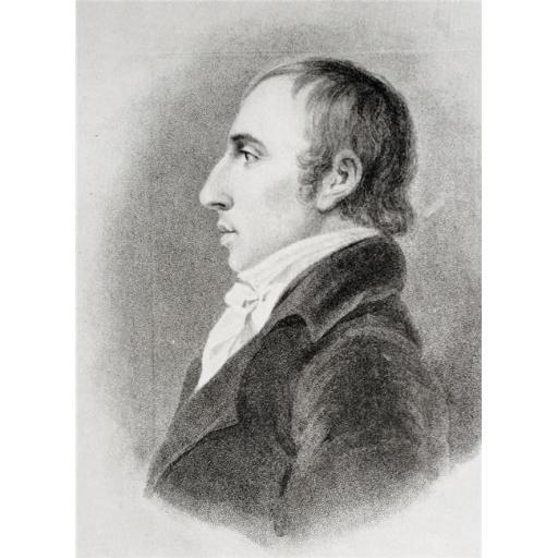 Posterazzi DPI1859082 William Wordsworth, 1770-1850 English Poet. Drawn In 1798 by Hancock From The Book The Life of Charles Lamb Volume I by E V Luca