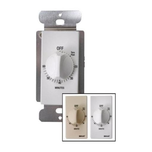 Coleman Cable 59723AC in Wall Spring Wound Timer 60 Min