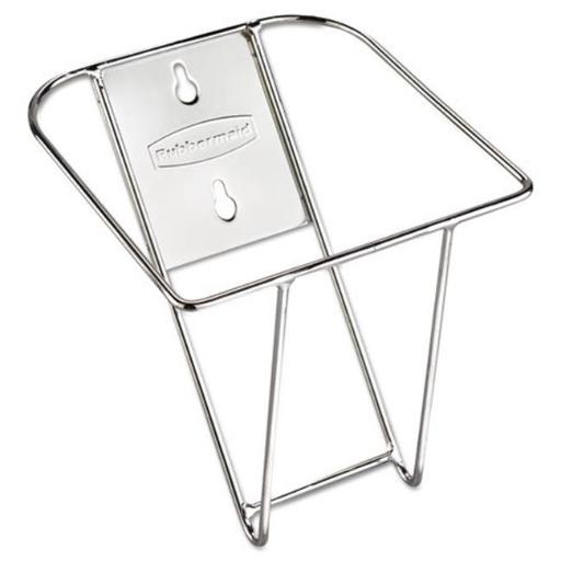Rubbermaid Commercial Products 9F43 Scoop Holder Bracket, Stainless Steel
