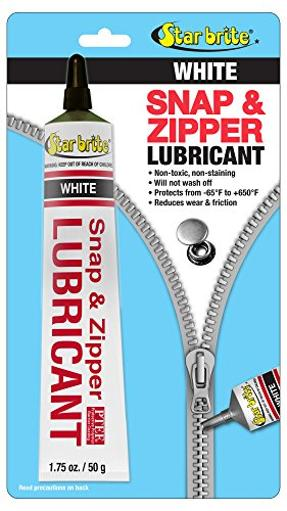 Multi Purpose Lubricant Used To Protect Boat Snaps/ Metal And Plastic Zippers From Corrosion/ Friction And Wear 2 Ounc