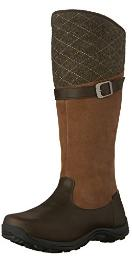 Baffin Women's Como Snow Boot, Taupe, 10 M US