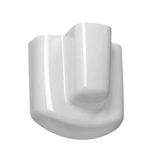 American Standard 0062000EC.020 Acrylic Shroud For Selectronic Faucet Everclean - White