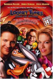 Looney Tunes Back in Action Movie Poster (11 x 17) MOVIE5986