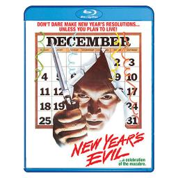 New years evil (blu ray) BRSF15650