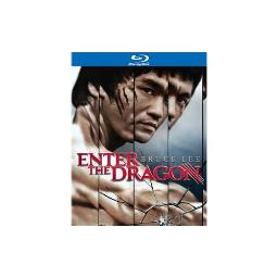 ENTER THE DRAGON-40TH ANNIVERSARY (BLU-RAY/UCE/PATCH/CARDS) 883929285693