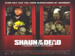 Shaun of the Dead Movie Poster (11 x 17) MOVGE4423