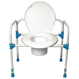 Big John Products BJBC Bariatric Commode Chair
