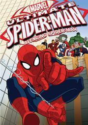 Marvel ultimate spider-man-avenging spider-man (dvd/2 disc)