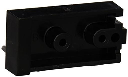 Norcold 61593830 Black End Cap Stop Catch Used For Refrigerators In Trailers/Campers/Rvs