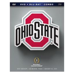 2015-bcs national championship game (blu-ray/dvd combo/2 disc)nla BRTM6128