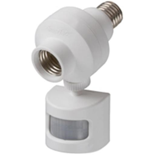 American Tack & Hdwe OMLC5BC Adapter Light Motion Sensor White