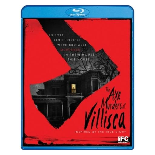 Axe murders of villisca (blu ray) (ws) 1286546