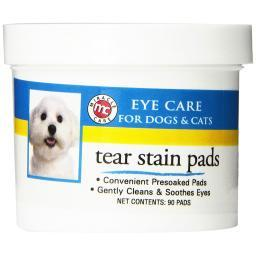 Miracle Corp 424271 Miracle Corp Eye Clear Tear Stain Pads 90 Count