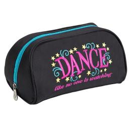 Sassi Designs DLN-60 Dance Like No One is Watching Cosmetic Bag