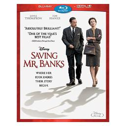 Saving mr banks (blu-ray/dc/ws) BR117384