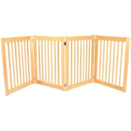 Dynamic Accents 52123 32 in. 4 Panel Outdoor Pet Gate