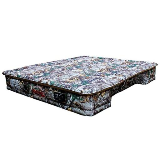 AirBedz Realtree CAMO PPI 403 Mid Size 6'-6.5' Short Bed with Built-in Rechargeable Battery Air Pump. The Original Truck Bed Air Mattress