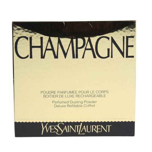 Yves Saint Laurent 'Champagne' Perfumed Dusting Powder 5.2oz/147g New In BOx
