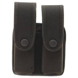 Uncle Mikes 88261 Uncle Mikes 88261 Double Mag Case- Glk 20/21 Black