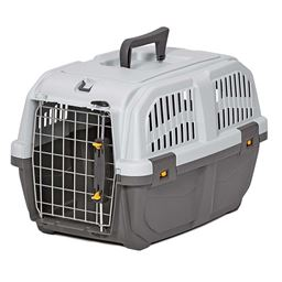 "Midwest Skudo Pet Travel Carrier - 18.75"" - Gray"