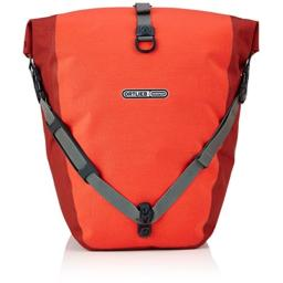Ortlieb Back-Roller Plus QL2.1 Panniers (Pair) SIGNAL RED-CHILI #F5202
