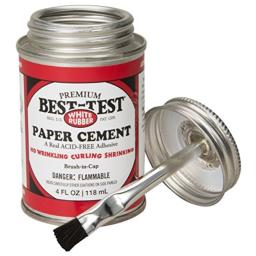 Best-Test Premium Paper Cement 4OZ Can