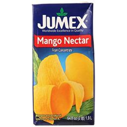 Jumex Mango Nectar from Concentrate, 64 oz