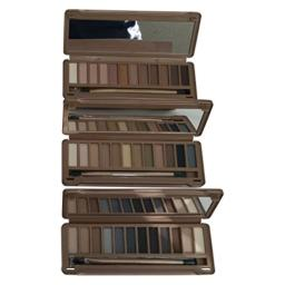 Cameo Naked Fashion Eye shadow Collection, Set of 3 Piece