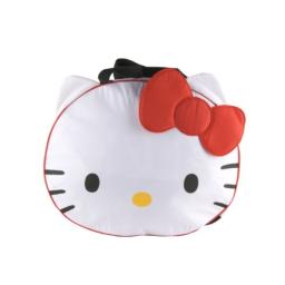 Hello Kitty New Head Overnight White Bag