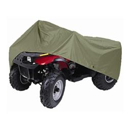 Dallas Manufacturing Co. ATV Cover - 150D Polyester - Water Repellent - Olive Drab