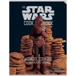 The Star Wars Cookbook with Wookiee Cookies and Other Galactic Recipes