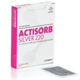 53190220 - ACTISORB Silver Antimicrobial Dressing 4-1/8 x 7-1/2