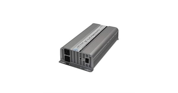 AIMS Power 2500 Watt 12 VDC to 120 VAC Value Power Inverter 2500W Continuous, 5000W Surge*High and low voltage protections, short circuit and over temp protections*LED indicator, mounting holes, 2 outlets*Works with appliances, tools, motors, compressors*Operating Voltage 10.5-16V +/-.5V*Perfect for devices up to 20.8 amps
