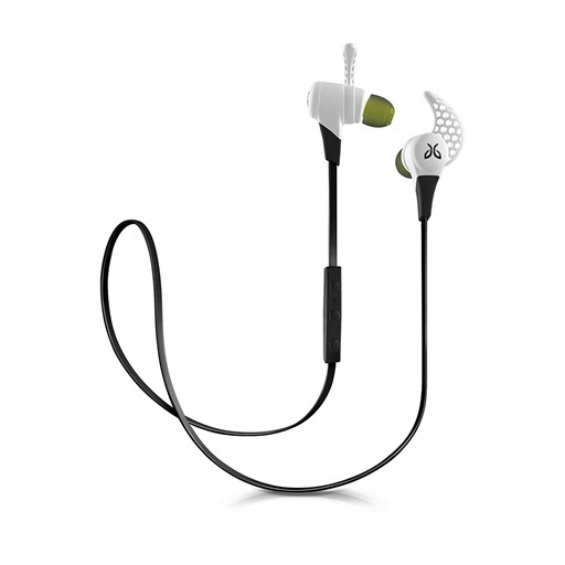 JayBird X2 Sport Bluetooth Wireless In-Ear Headphone Earbuds with Carrying Case -White